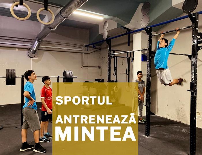 sportul antreneaza mintea site